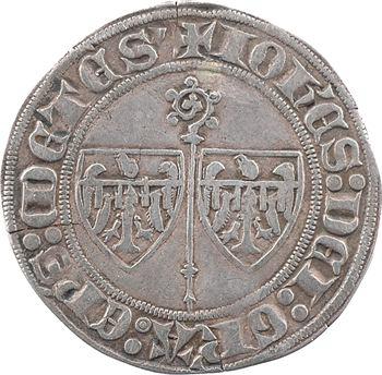 Metz (évêché de), Jean de Vienne, gros, s.d. (1361-1365) Marsal