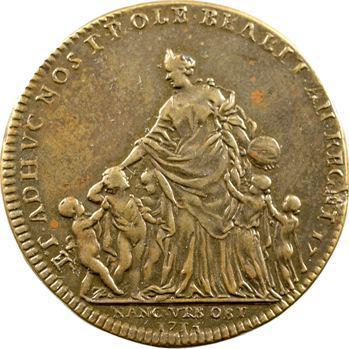 Lorraine (duché de), Élisabeth-Charlotte d'Orléans, 1715 Nancy