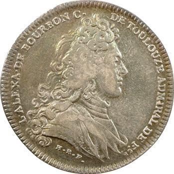 Marine, Louis-Alexandre de Bourbon, 1726