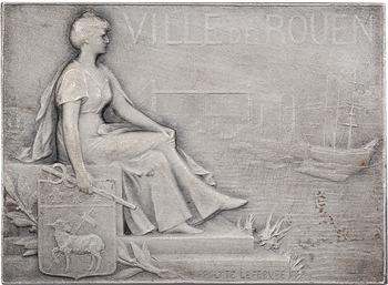 Lefèbvre (H.) : ville de Rouen, s.d. Paris