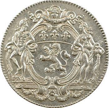 Lyonnais, Lyon (ville de), Louis Ravat, prévôt des marchands, 1713