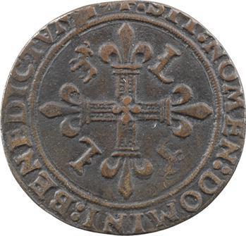 Orléanais, jeton de chambre des comptes du Roi, s.d