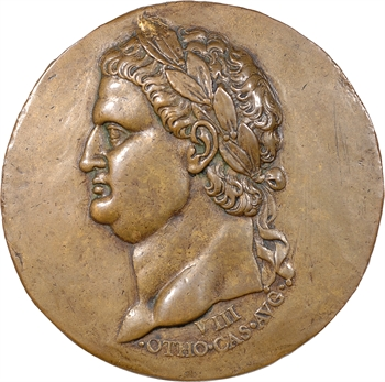 Italie, Othon (Marcus Salvius Otho), fonte uniface, s.d
