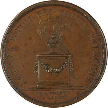 Louis XV, rétablissement de la santé du Roi, 1721 Paris