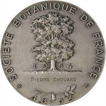 IVe République, Société botanique de France, par Guiraud, 1954 Paris