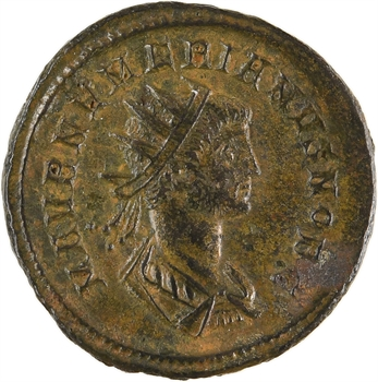 Numérien César, aurelianus, Rome, 282-283