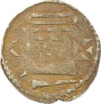 Orléanais, Châteaudun (vicomté de), denier anonyme, c.1160-1180