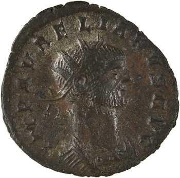 Aurélien, aurelianus, Siscia, 272