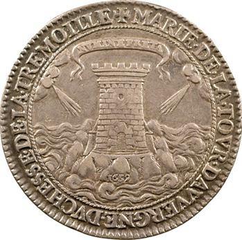Poitou, Henry de la Trémoille et Marie de La Tour d'Auvergne, 1659