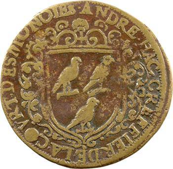 Cour des monnaies, André Hac, greffier, s.d. (c.1577)