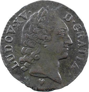 Louis XV, sol d'Aix, 1771 Aix-en-Provence