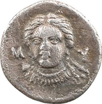 Éolide, Myrhina, hémidrachme, c.300 av. J.-C