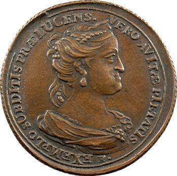 Pays-bas méridionaux, archiduchesse Marie-Élisabeth, 1736