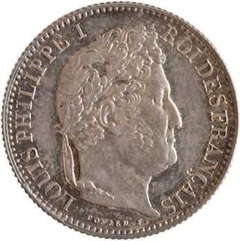 Louis-Philippe Ier, 50 centimes, 1848 Paris