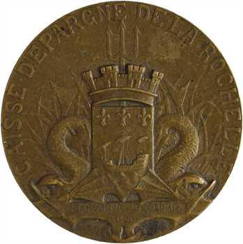 IIIe République, Caisse d'épargne de La Rochelle, par Prud'homme, s.d. (1903) Paris