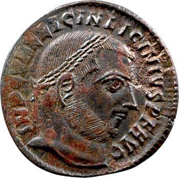 Licinius, nummus, Nicomédie, 313-317
