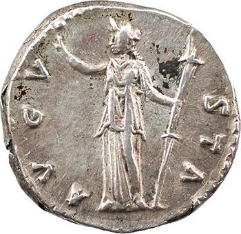 Divine Faustine Mère, denier, Rome, après 147