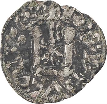 Vendôme (comté de), Jean V, obole, s.d. (1271-1315)