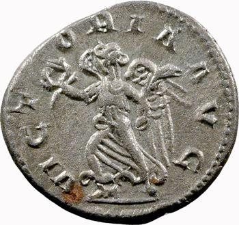 Trajan Dèce, antoninien, Rome, 249-250