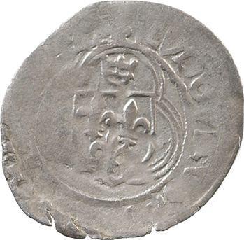 Louis XII, petit blanc à la couronne ou sizain, Bordeaux