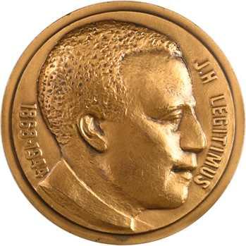 Guadeloupe, hommage à J. H. Legitimus, épreuve par A. Fage, 1988