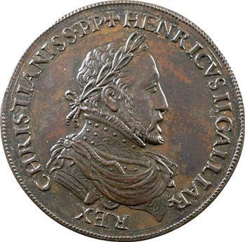 Henri II, 1552 (refrappe XIXe s.)