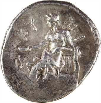 Mysie, Cyzique, tétradrachme, c.IIIe s. av. J.-C