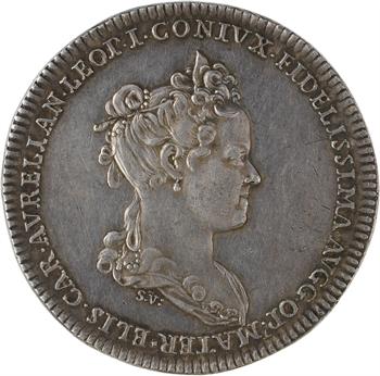 Lorraine (duché de), Élisabeth-Charlotte d'Orléans, pour la rentrée de la famille ducale à Nancy en 1714, 1715 Nancy