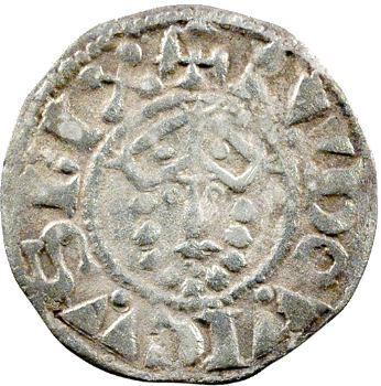 Louis VII, denier, Bourges