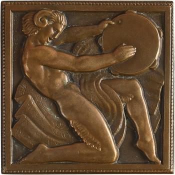 Renard (M.) : Danseur au tambourin, s.d. (1931) Paris