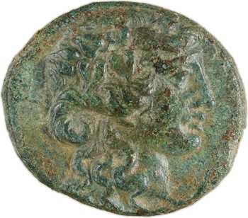 Thrace, Maronée, bronze AE21, IIe s. av. J.-C