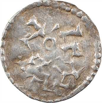 Pépin I ou II d'Aquitaine, obole, s.d