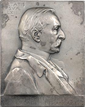 Chaplain (J. C.) : Albert Sorel (Académie Française), 1904 Paris