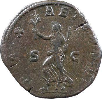 Gordien III, sesterce, Rome, 240