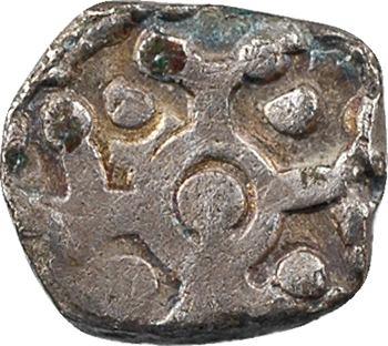 Aquitaine, Brioux (Deux-Sèvres), denier, c.650-700