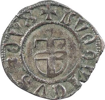 Savoie (duché de), Louis Ier, petit blanc, s.d. Bourg-en-Bresse