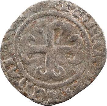 Savoie (Maison de), Louis prince d'Achaïe, demi-gros 2e type, s.d. (1391-1416) Turin