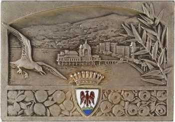 Fraisse (E.) : la ville de Nice, s.d. Nice (Drago)
