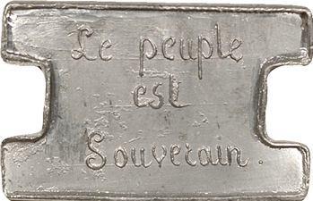 IIe République, Club le Démocrate, 1848 Paris