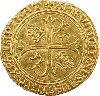 Louis XII, écu d'or au porc-épic, Châlons-en-Champagne