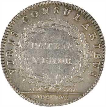 Lyon, les ex-consuls, 1756 Paris