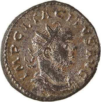 Tacite, aurelianus, Lyon, 276