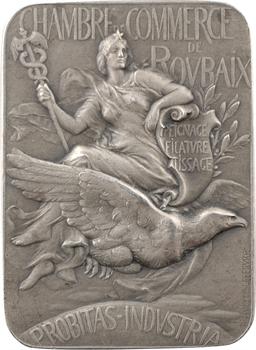 Lefèbvre (H.) : Chambre de Commerce de Roubaix, exposition du Nord de la France, 1911 Paris