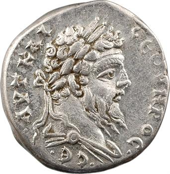 Syrie, Laodicée ad Mare, Septime Sévère, tétradrachme, 207-208