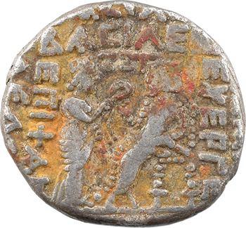Royaume Parthe, Vardane II, tétradrachme, Seleucia, c.55-58