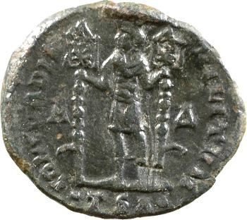 Vétranion, maiorina, Thessalonique, 350