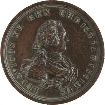 Louis XV, création d'un entrepôt pour la Compagnie des Indes à Lorient, 1733