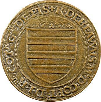 Paris (ville de), Robert de Beauvais, contrôleur des deniers de la ville, s.d