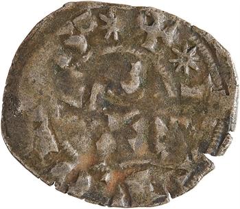 Bretagne (duché de), Charles de Blois, denier tournois, s.d. (c.1356)