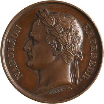 Louis-Philippe Ier, translation des cendres de Napoléon Ier aux Invalides, par Borrel, 1840 Paris